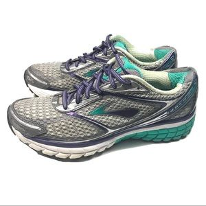 BROOKS ghost 7 athletic running shoes